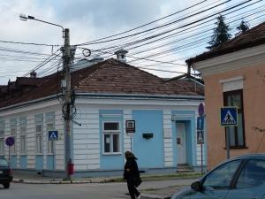 Elie Wiesel's boyhood home.