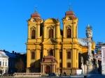 Gorgeous church in Timișoara